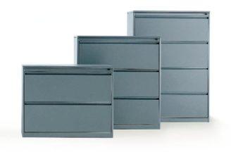Classificatore metallico Orizzontale 2 cassetti
