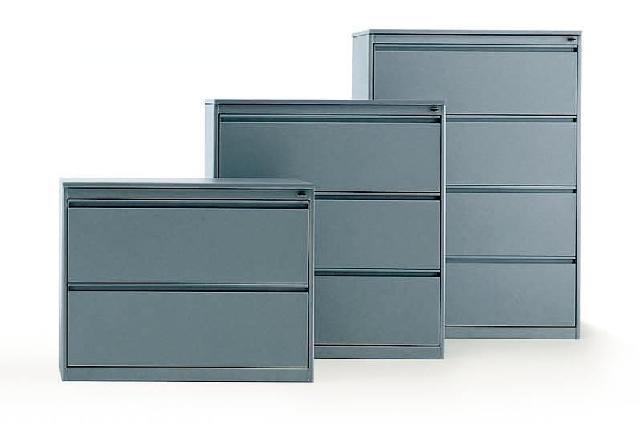 Classificatore Metallico Orizzontale 3 cassetti
