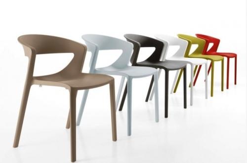 sedia kicca One di Kastel