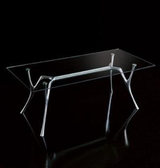 Tavolo Pegaso rettangolare di Caimi