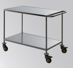 Tavoli e carrelli in acciaio Inox
